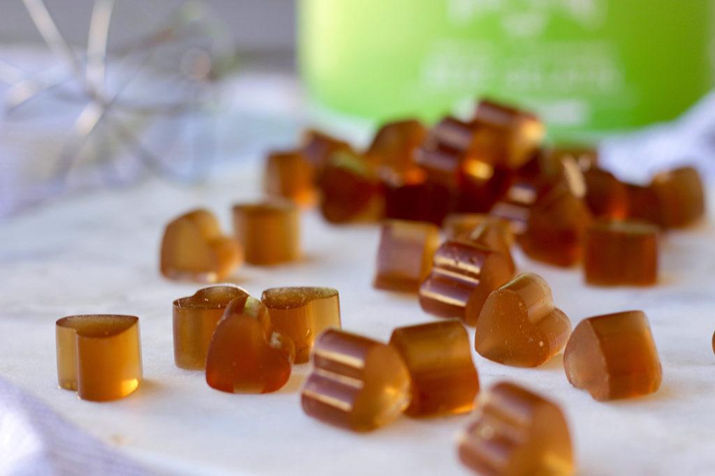Gelatin Tea Gummies 3