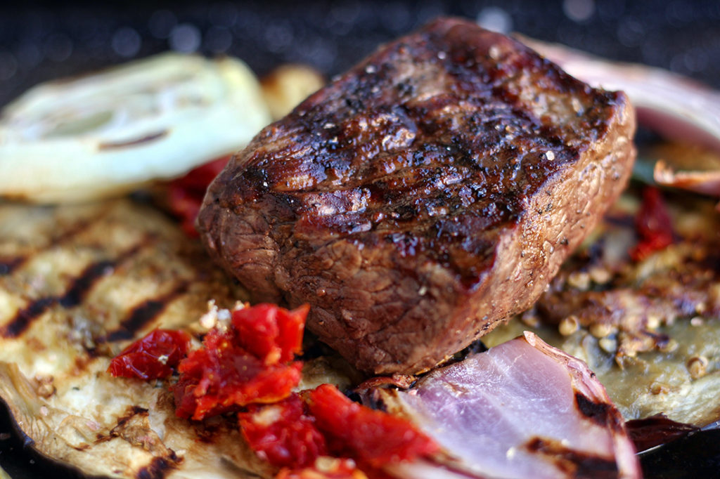 Grilled Bison Sirloin