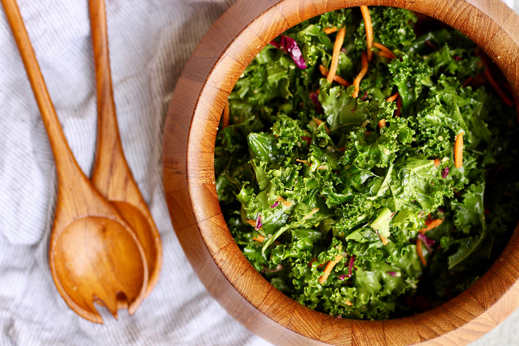 Kale and Quinoa Salad 2