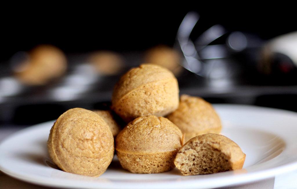 Mini Peanut Butter Muffins 2