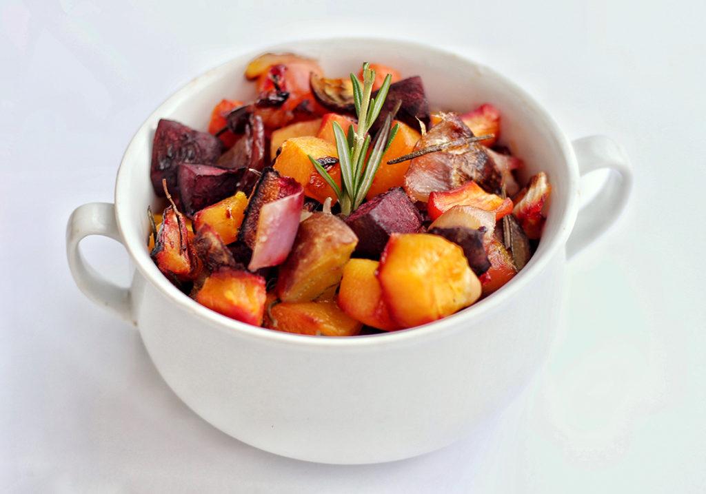 Roasted Root Vegetables 2