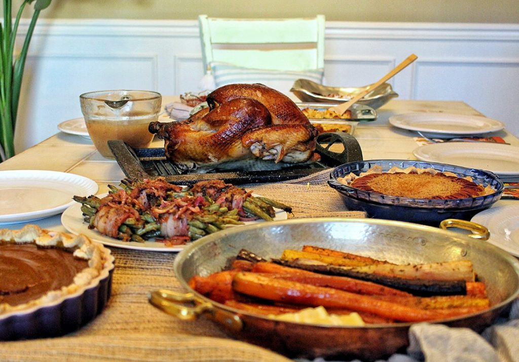 Fittest Thanksgiving Menu