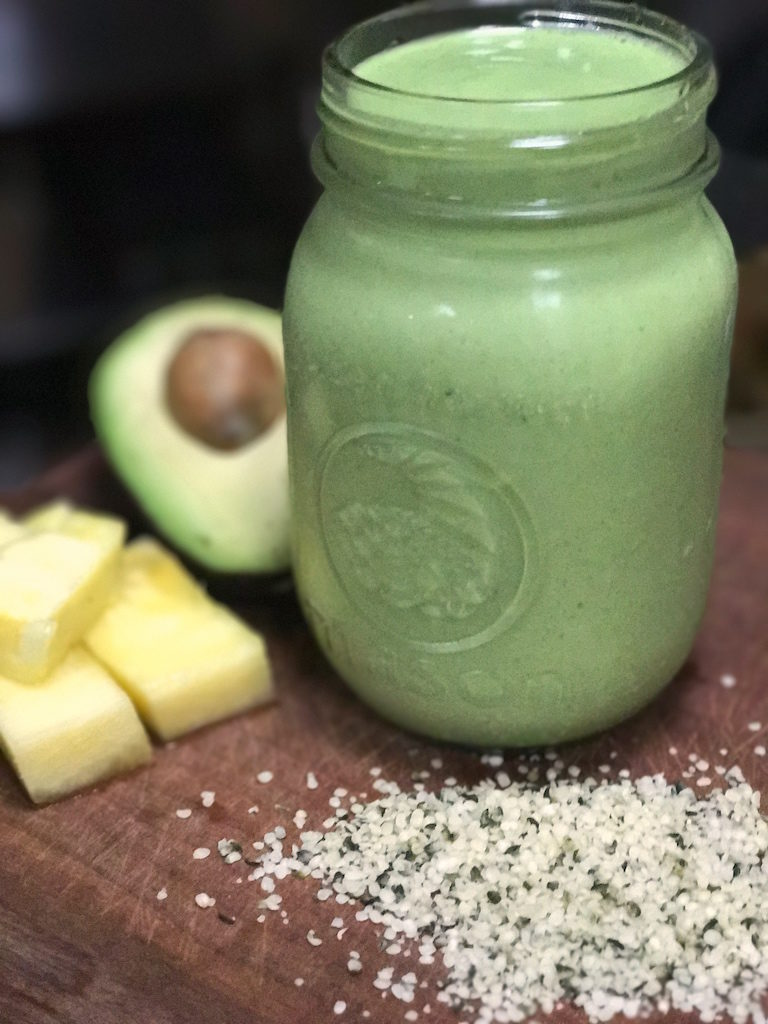 greens smoothie 2